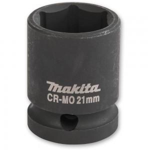 "Makita CR-MO Impact Sockets 1/2"" Drive"