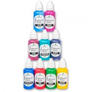 Chestnut Iridescent Paints Starter Set
