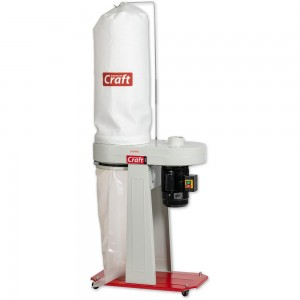 Axminster Craft AC82E 1.5HP Dust Extractor