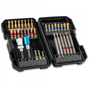 Axminster Trade Bitz 35 Piece Screwdriver Bit Set