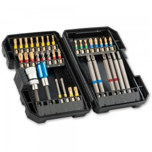 Axminster Trade Bitz 36 Piece Screwdriver Bit Set