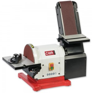 Axminster Craft AC200BDS Belt & Disc Sander