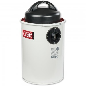 Axminster Craft AC50E 50L Portable Dust Collector