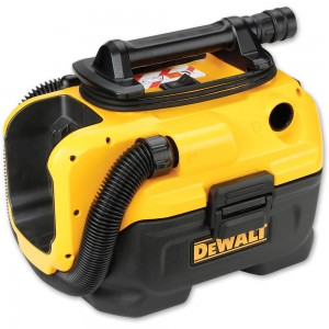 DeWALT DCV584L Portable Vacuum 230V/14.4/18V (Body Only)
