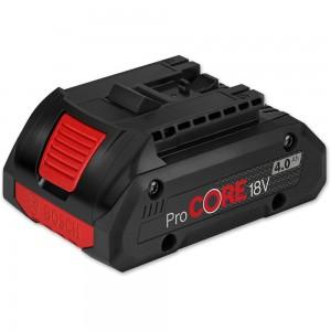 Bosch GBA18V ProCore Li-Ion High Performance Battery 18V (4.0Ah)