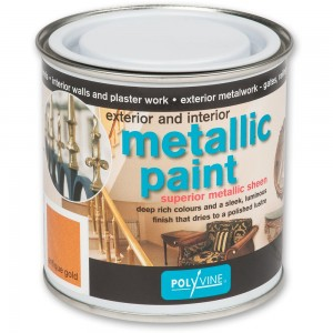 Polyvine Metallic Paint