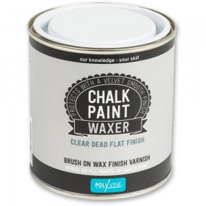 Polyvine Chalk Paint Waxer Dead Flat
