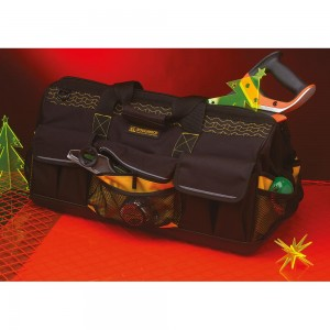 Roughneck 60cm Wide Mouth Tool Bag