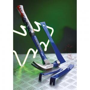 Vaughan 20oz Hammer With 3 Piece Bar Set