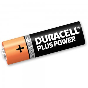 Duracell AA Batteries (Pkt 8)