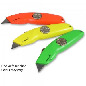 Hultafors Hi-Vis Retractable Knife