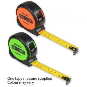 Hultafors Hi-Vis Tape Measure 5m / 16ft