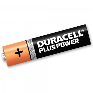 Duracell AAA Batteries (Pkt 8)