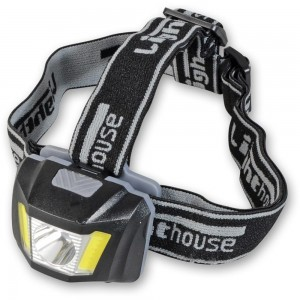 Lighthouse 280 Lumens Elite Head Torch