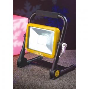 Faithfull 1,800 Lumen Rechargeable Folding Worklight
