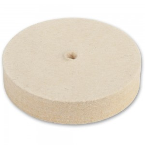 Axminster Trade Felt Wheel For Ultimate Edge - Soft