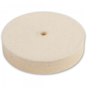 Axminster Trade Felt Wheel For Ultimate Edge - Hard