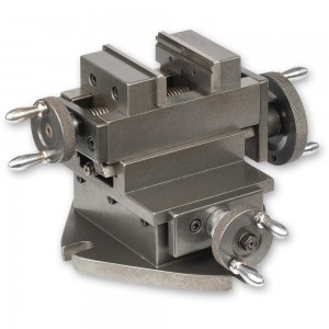 Axminster Engineer Series Precision Compound Slide Self Centring Vice
