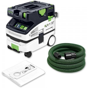 Festool CTL CLEANTEC MINI Dust Extractor (Bluetooth)