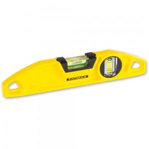 Stanley Tools FatMax Magnetic Torpedo Level