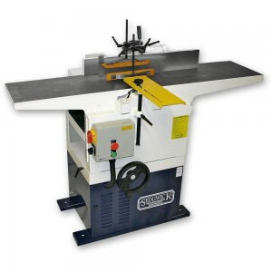 Sedgwick CP Planer Thicknesser With Spiral Cutter Block