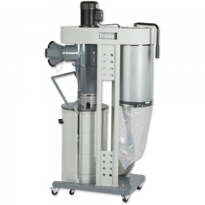 Axminster Trade AT176CEH 2HP Cyclone Extractor
