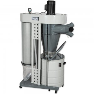 Axminster Trade AT357CEH 3HP Cyclone Extractor