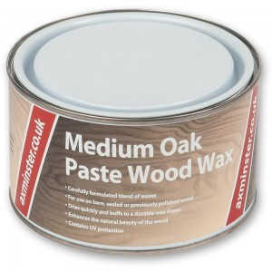 Axminster Paste Wood Wax