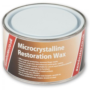 Axminster Microcrystalline Restoration Wax