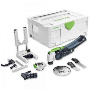 Festool OSC 18 LI E-Basic Set VECTURO Multi-Tool 18V (Body Only)