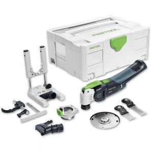Festool OSC 18 LI E-Basic Set VECTURO Multi-Tool 18V (Body Only)