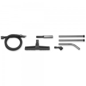 Numatic 38mm Stainless Steel Accessory Kit 6 Piece
