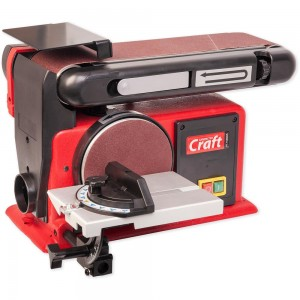 Axminster Craft AC150BDS Belt & Disc Sander