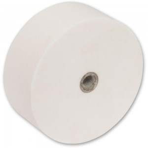 Axminster Craft White Grinding Wheel 125mm x 50mm
