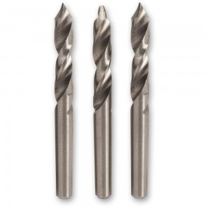 FISCH Multi-Functional Cutter Drill Points (Pkt 3)