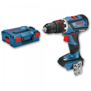 Bosch GSR 18V-60 FC FlexiClick Drill & L-Boxx 18V (Body Only)