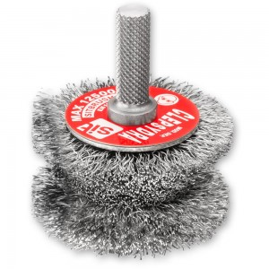 SIT Clepsydra Round Profile Cleaning Brush