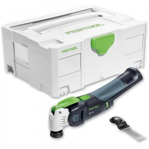 Festool OSC 18 Li E-Basic VECTURO Muli-Tool 18V (Body Only)