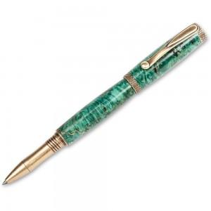 Craftprokits Sappho Rollerball Pen Kit - Antique Brass