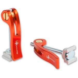 UJK Cam Lock Hold Down Clamp M6 (Pair)