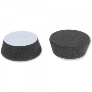 Proxxon Soft Black Polishing Sponges (Pkt 2)