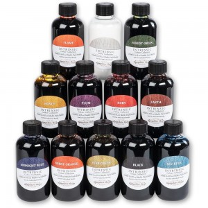 Hampshire Sheen Intrinsic Colour Wood Dye 150ml Box Set