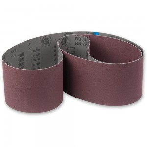 Hermes RB377YX Abrasive Belts 150 x 2,600mm