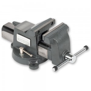 Axminster Trade Vices Mechanic's Steel Swivel Vice