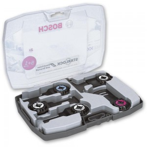 Bosch Multi-Tool Electrician & Drywall Set 5+1 (Starlock)