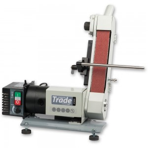 Axminster Trade Ultimate Edge Variable Speed Sharpening System
