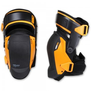 ToughBuilt GelFit Fanatic Stabilisation Knee Pads