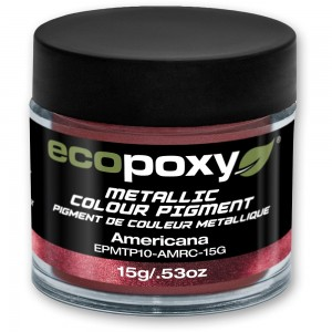 EcoPoxy Metallic Colour Pigment