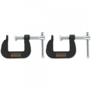 Axminster Trade Clamp Small G Clamps (pairs)