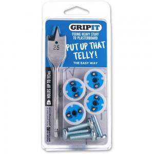 GripIt TV Kit